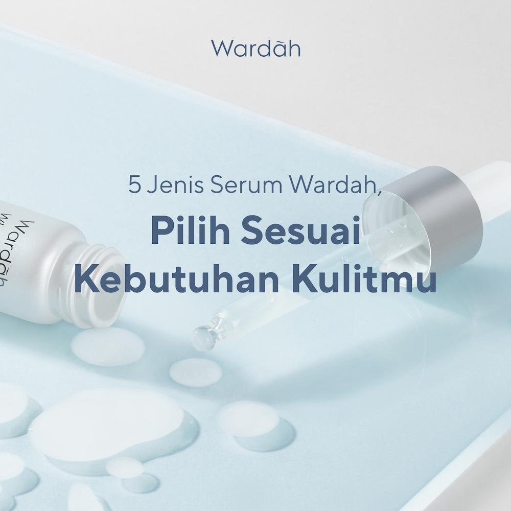 Jenis Serum Wardah