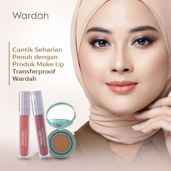 Make Up Transferproof Wardah