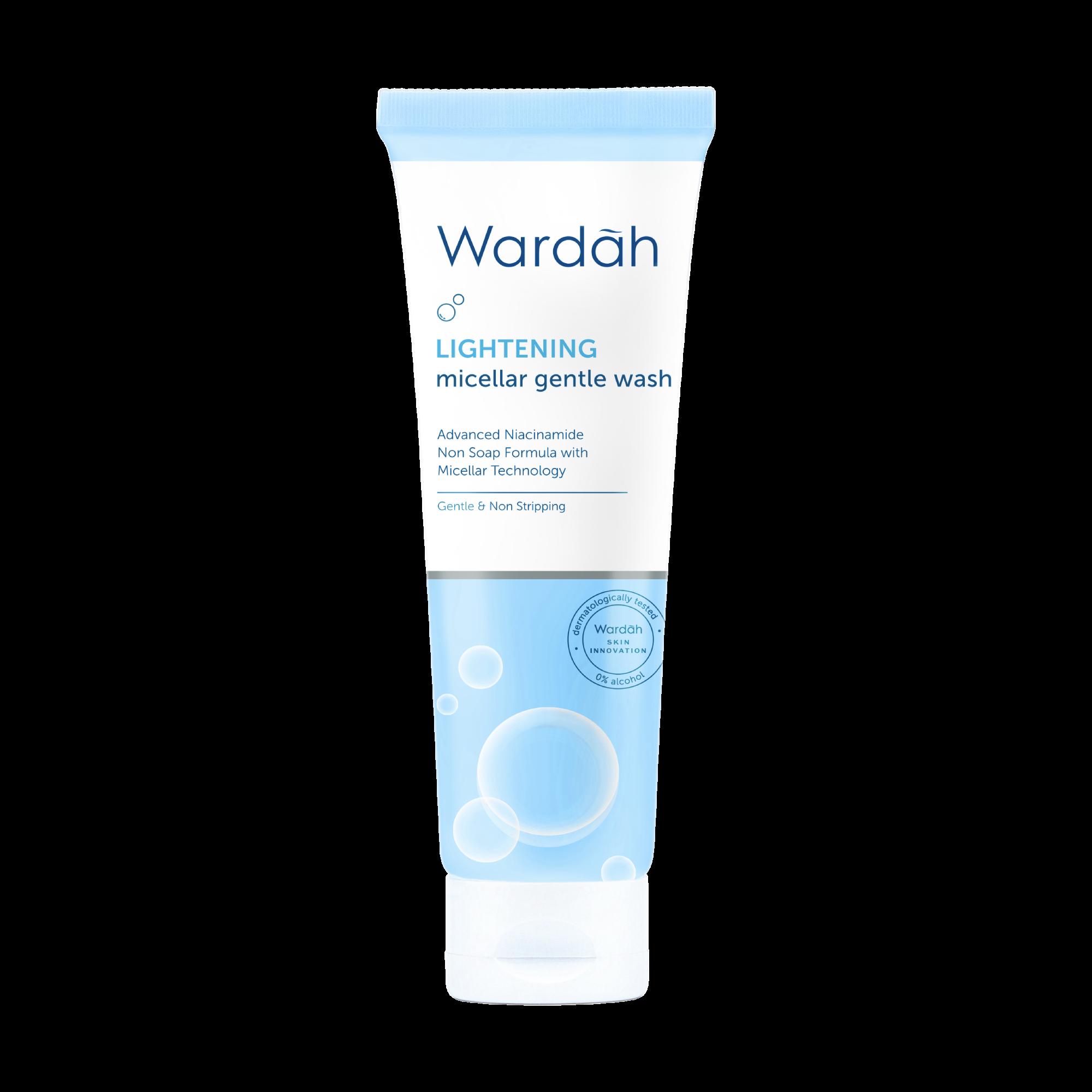 Lightening Micellar Gentle Wash 50 ml