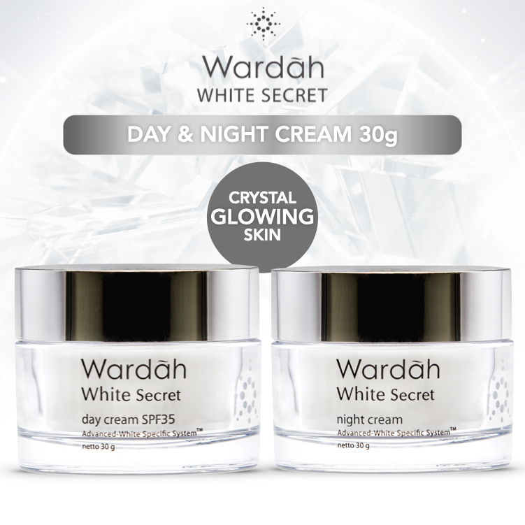 White Secret Day & Night Cream 30 gr