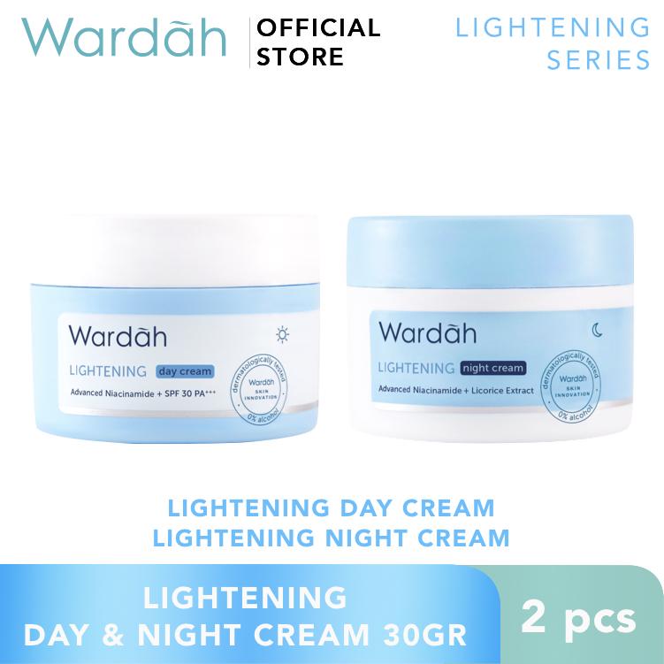 Lightening Day & Night Cream 30 gr