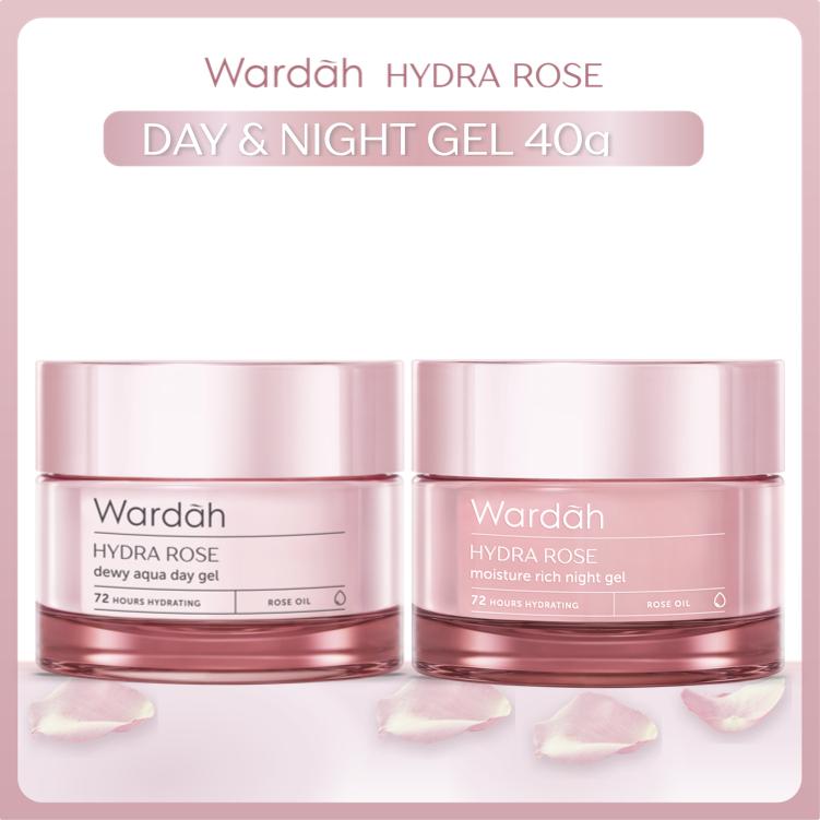 Hydra Rose Day & Night Gel 40 gr