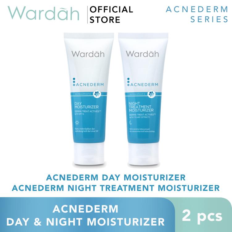 Acnederm Day & Night Moisturizer