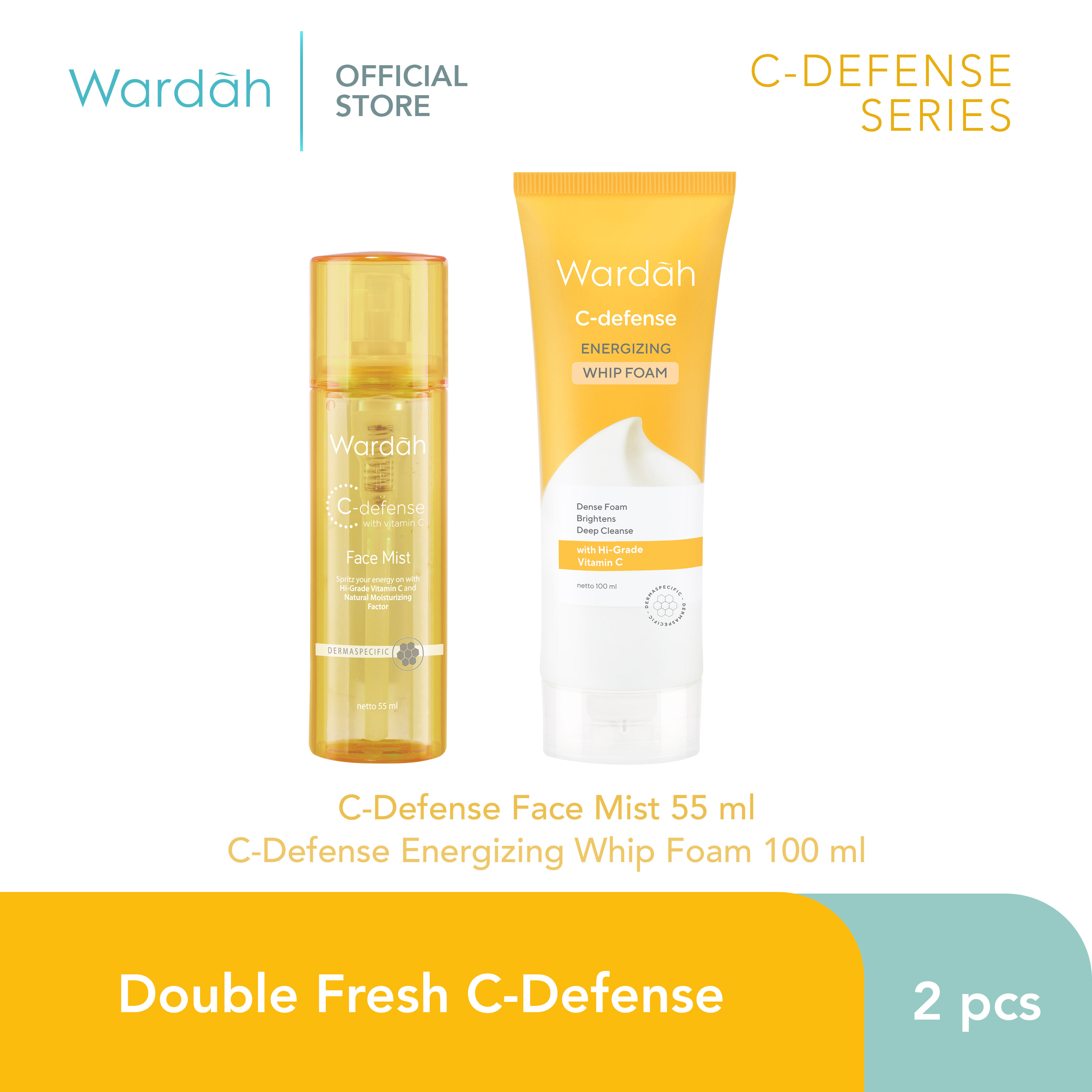 Double Fresh C-Defense