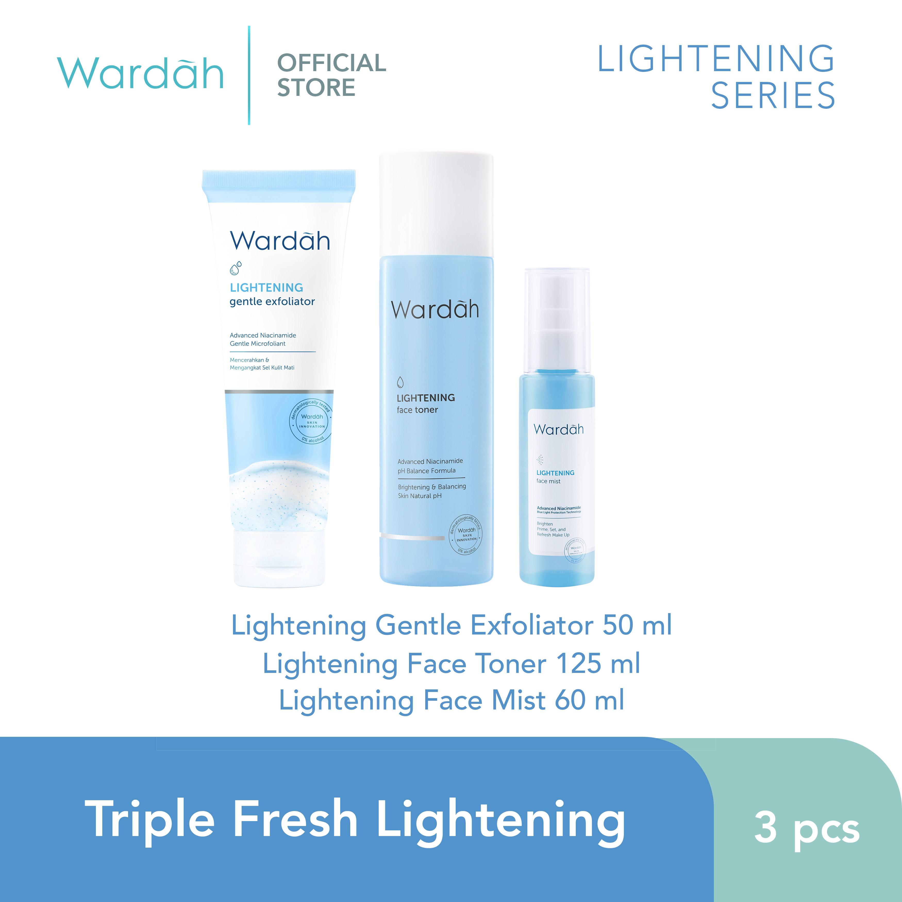 Triple Fresh Lightening