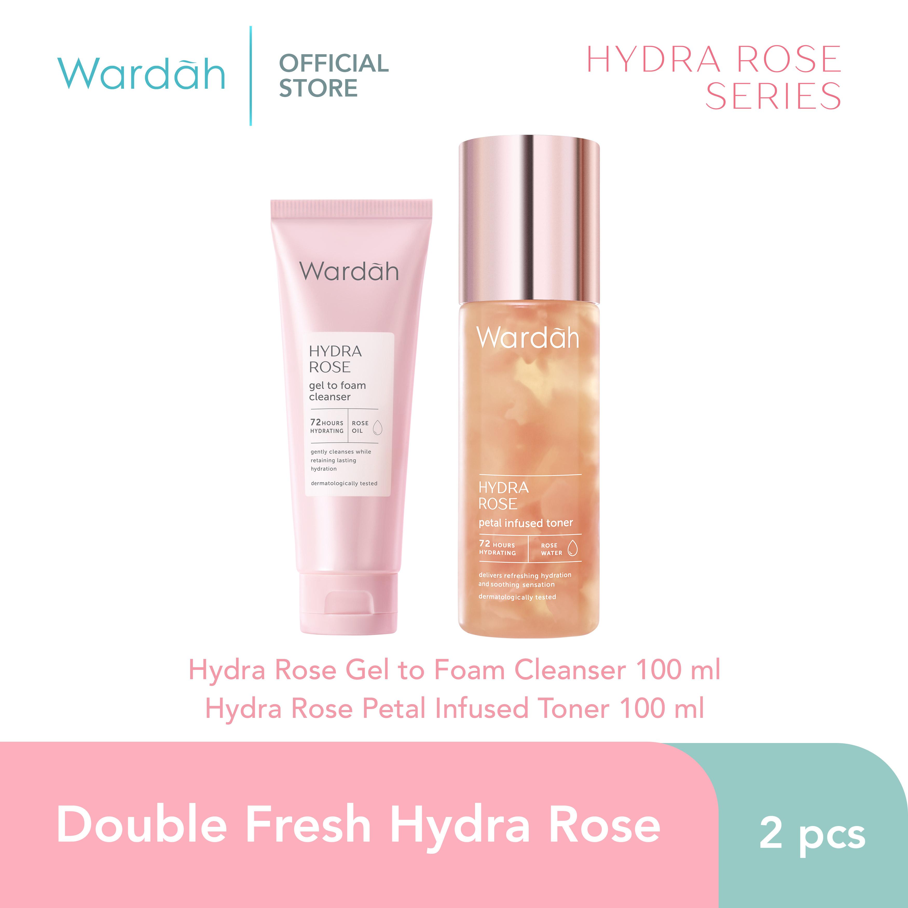 Double Fresh Hydra Rose
