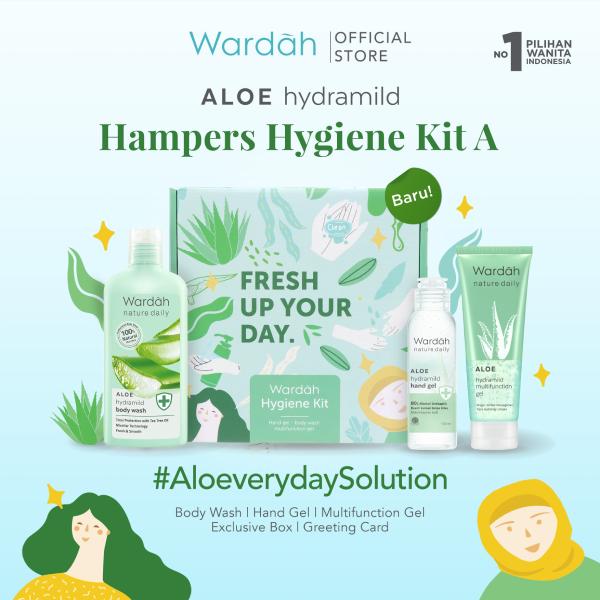 Wardah Hygiene Kit A