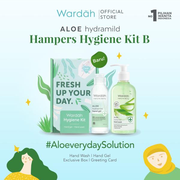 Wardah Hygiene Kit B