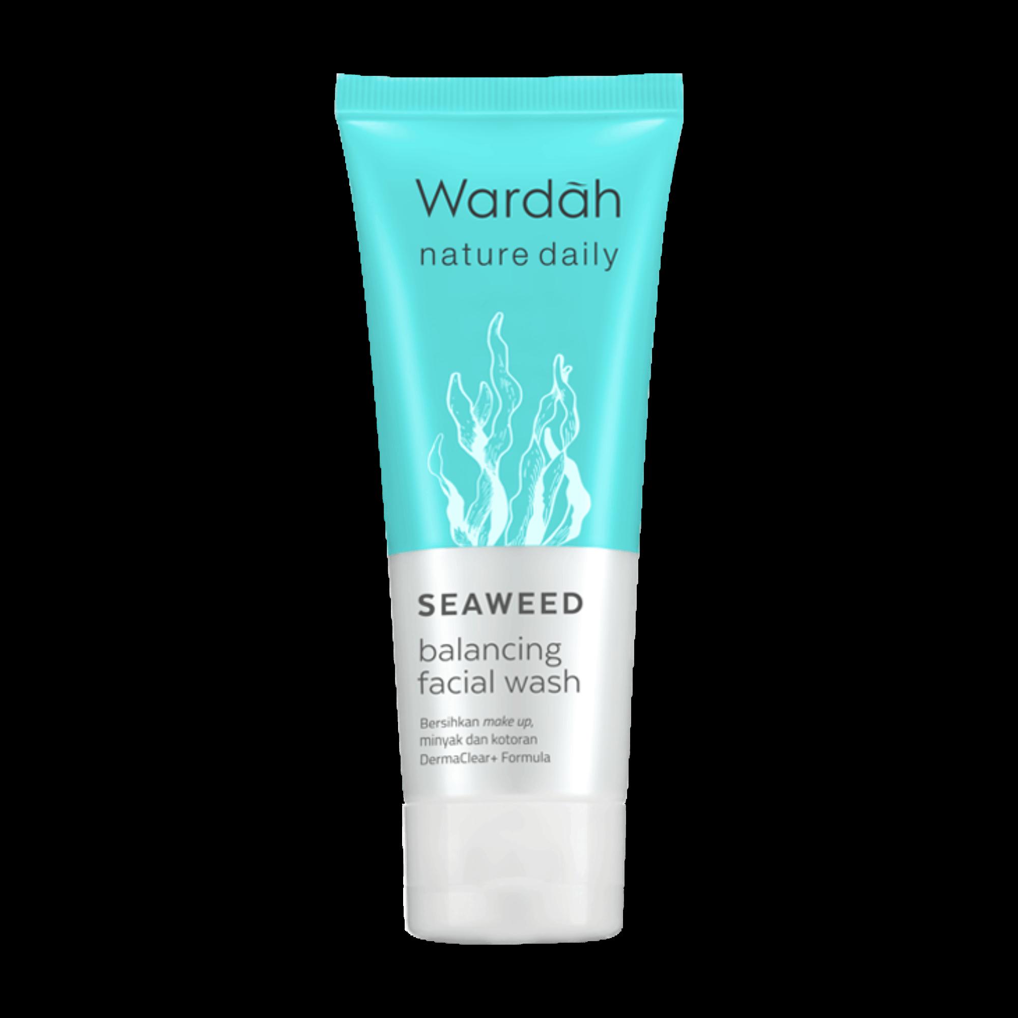 Seaweed Balancing Facial Wash 100ml