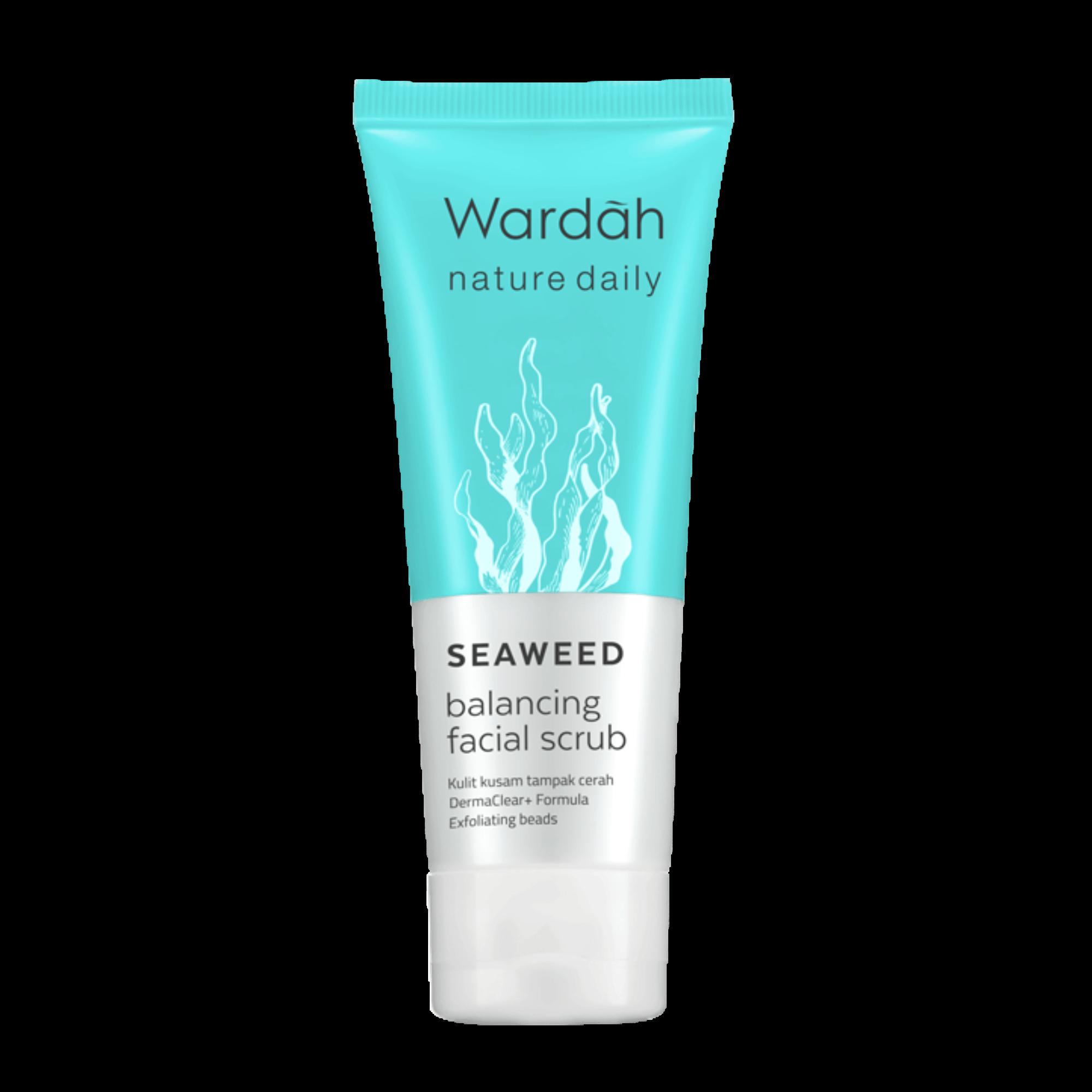 Seaweed Balancing Facial Scrub 100ml