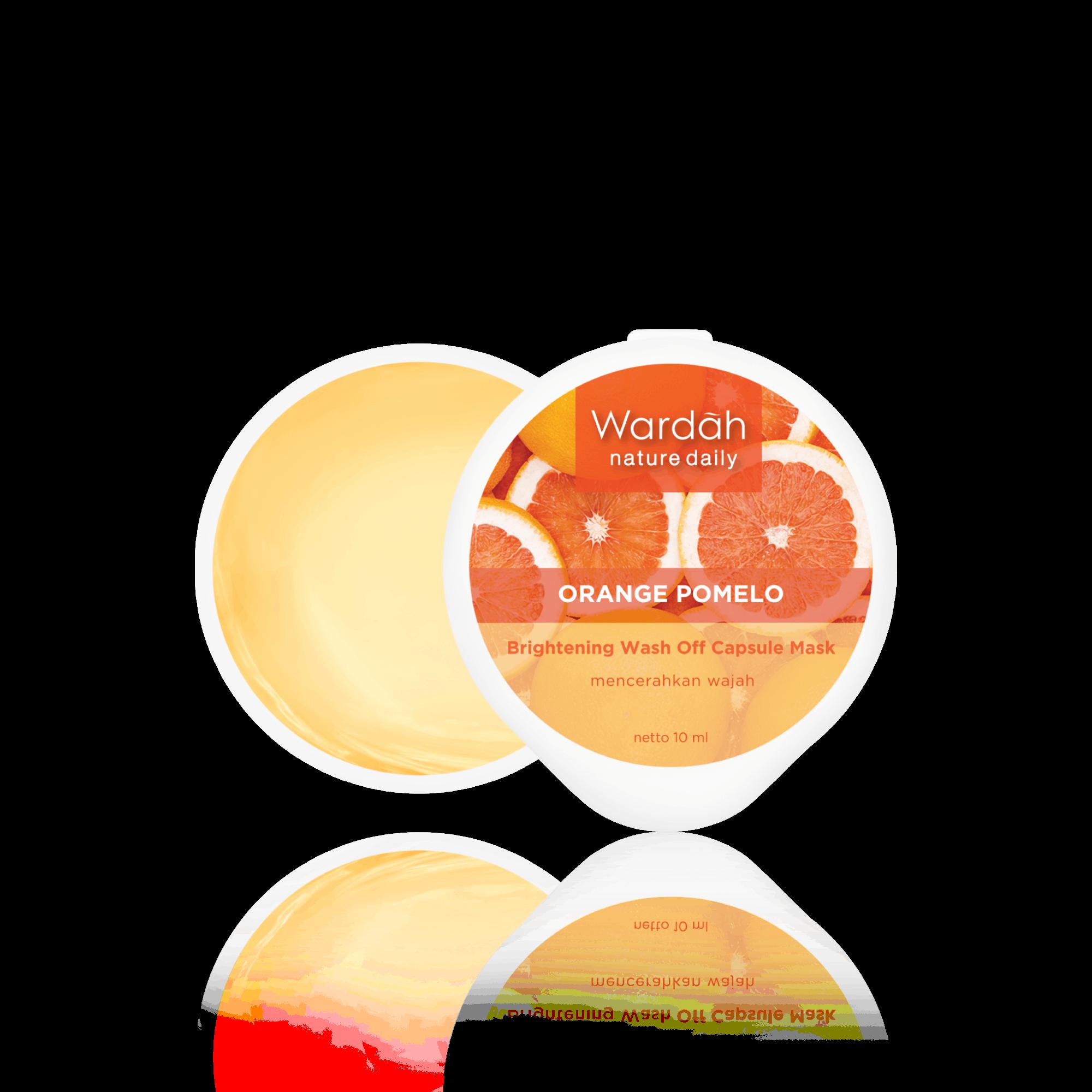 Orange Pomelo